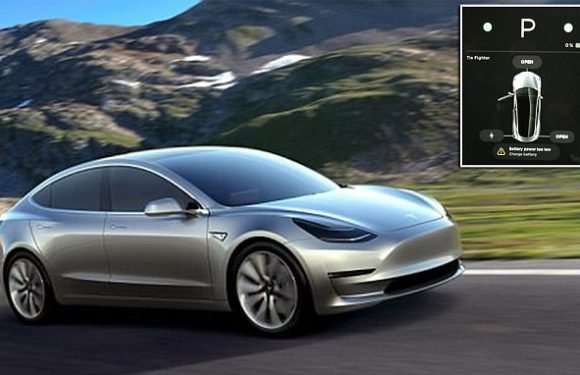 Tesla Model 3 sets a new record on a single charge after 606-mile trip