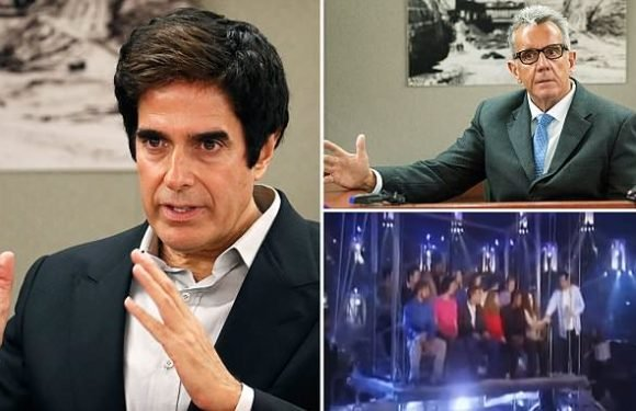 David Copperfield found not liable for British tourist's injuries