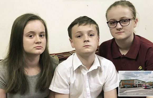 Schoolboy, 11, is denied a place at the same school as his big sisters