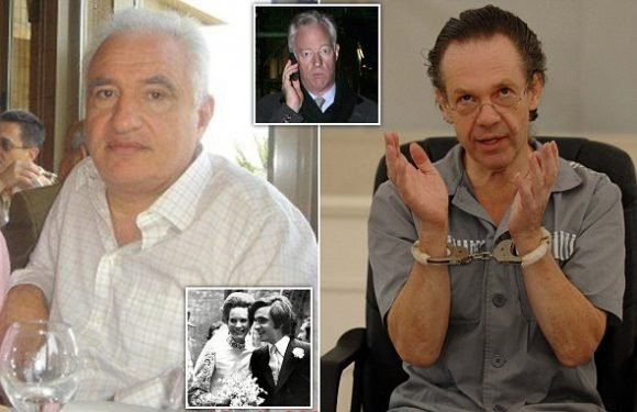 Oil baron Ely Calil dies in a 'freak accident' at his London mansion
