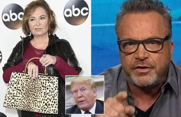 Tom Arnold hits out at ex-wife Roseanne and claims she wanted fallout