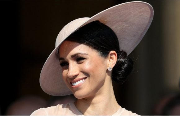 Meghan Markle Just Received Her Own Customized Coat of Arms From Kensington Palace
