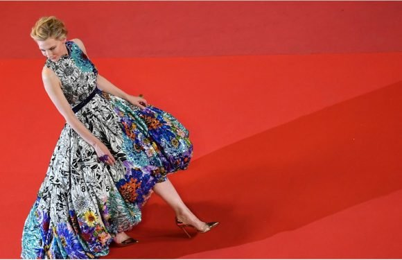 The Cannes Film Festival Is Basically Just a Fabulous Cate Blanchett Catwalk