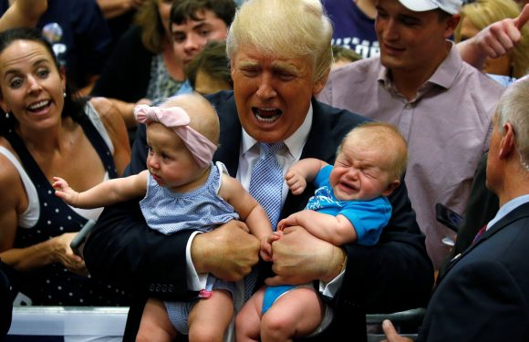 How The Baby Name 'Donald' Is Faring On The Popularity Charts