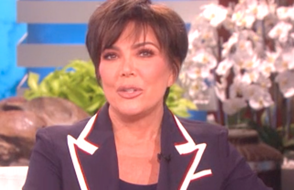 Kris Jenner Has Her Say On Son-In-Law Kanye West's 'Good Intentions'
