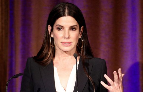Why Sandra Bullock Doesn't Like The Term 'Adopted Kids'