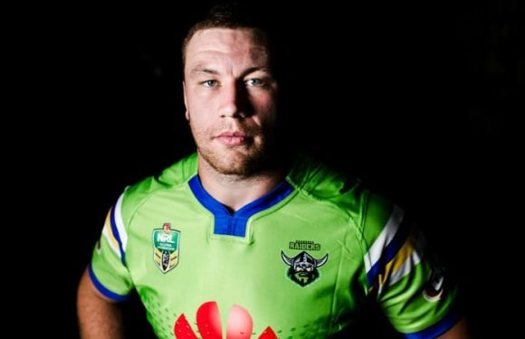 The night Brett White went hunting with Raiders prop Shannon Boyd