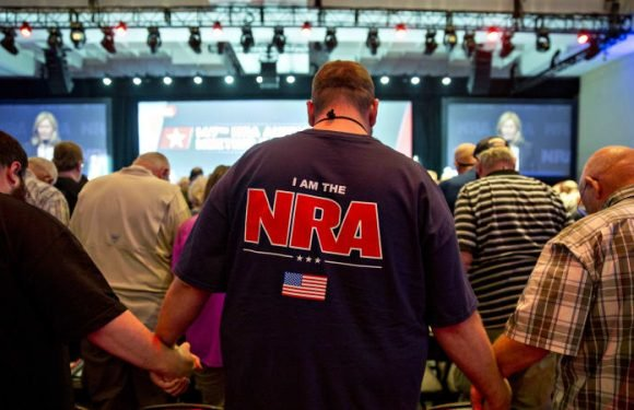 Russia used NRA to aid Trump campaign, documents suggest: Democrats