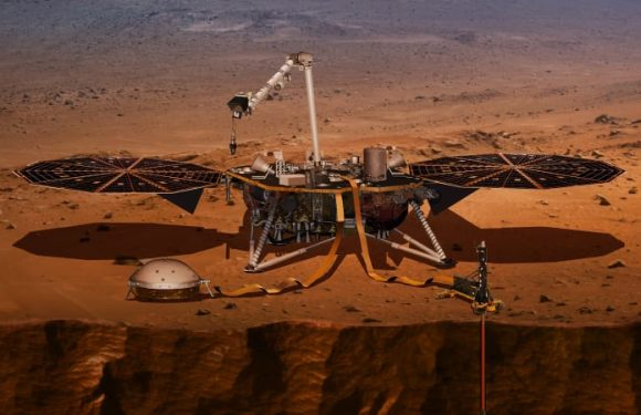 First NASA lander to study Mars' interior launches from California