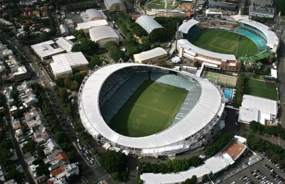You'd think Sydney's stadium overhaul had died of shame… it hasn't
