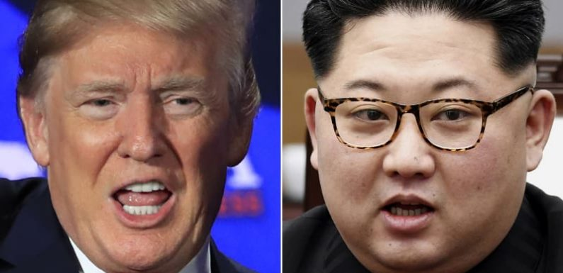 'Special moment for world peace': Trump to meet with Kim next month in Singapore