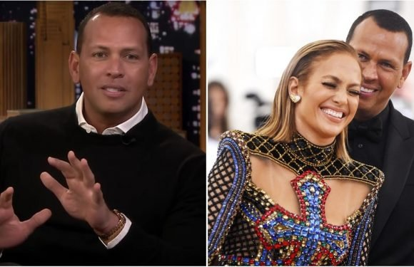 "Is Alex Rodriguez Feeling Pressured by J Lo's Song About ""the Ring""? We're Guessing ""Nah"""