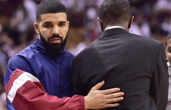 NBA warns rapper Drake over courtside confrontation with Cavs