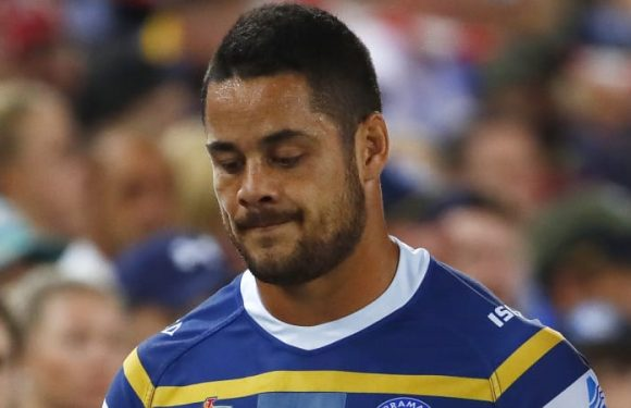 Hayne has never seen turbulence like this at the Eels as Edwards leaves