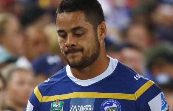 Hayne paid out of personal bank account during Eels cap scandal