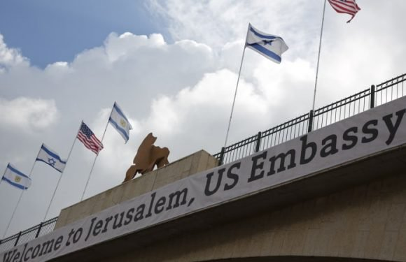 Israel marks opening of US embassy in Jerusalem amid ongoing protests