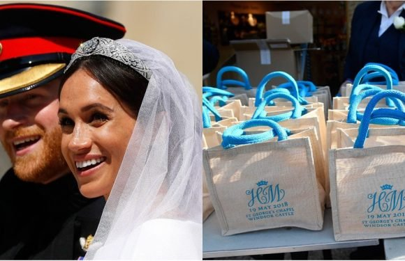 Guests Are Selling Their Royal Wedding Gift Bags — Now's Your Chance to Own a Piece of History