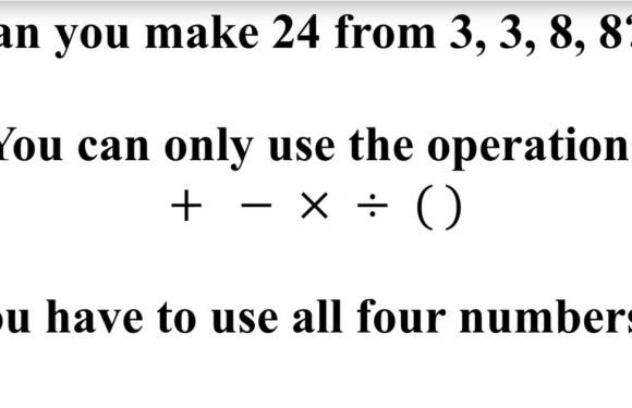 This Math Brain Teaser Is WAY Harder Than It Looks — Can You Figure It Out?