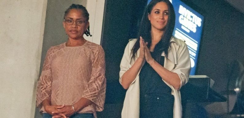 If Meghan Markle's Mom Is Wearing Burberry to the Wedding — OMG, What Does It MEAN?