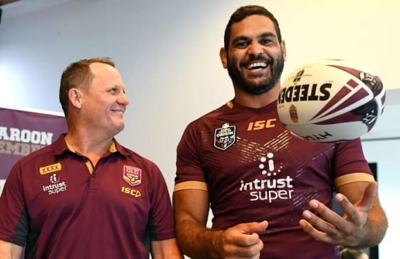 Inglis installed as Queensland captain as Papalii makes the side