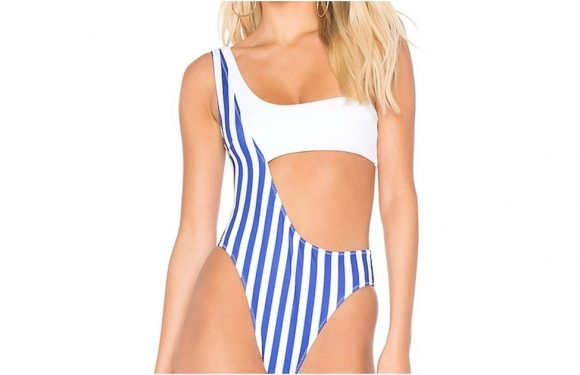 These 11 One-Pieces Are Insanely Sexy, and They're All From Revolve!