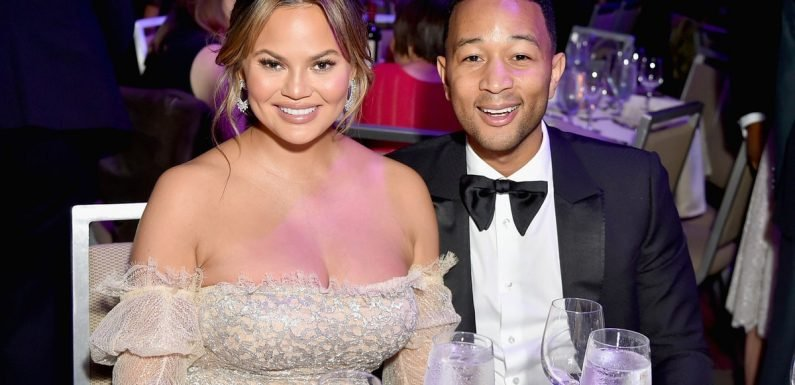 Chrissy Teigen Gave Birth To A Baby Boy & I'm So, So Excited