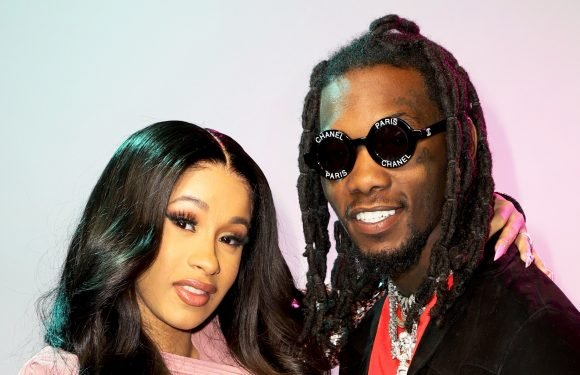 Cardi B Rushes to Offset's Side After Car Accident:Report
