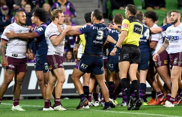 Manly points safe after shorting sin bin