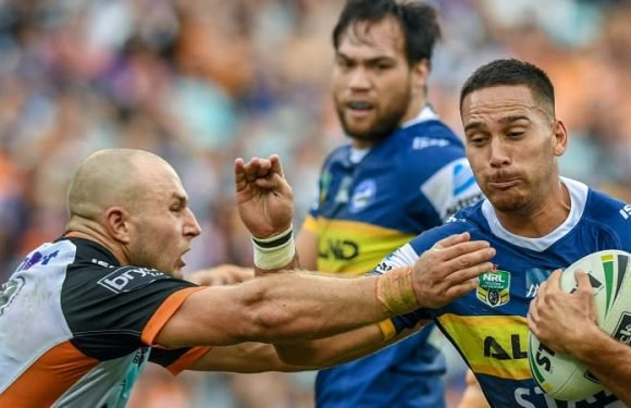 Eels hope Norman-Gutherson switch finally sparks attack