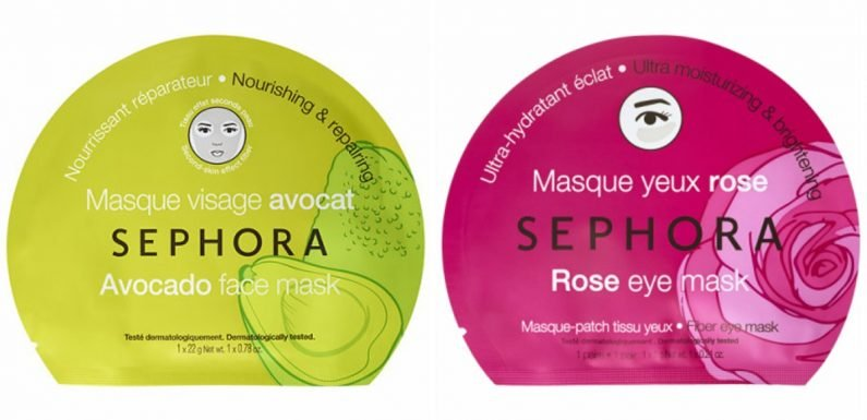 Sephora's Free Sheet Mask Giveaway Is Your Answer To Glowy Summer Skin