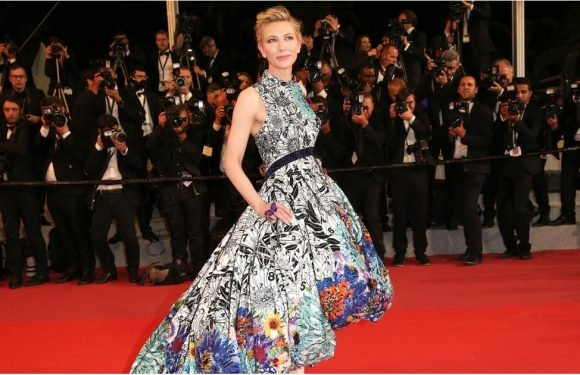 Cate Blanchett's Cannes Gown Looked So Incredible, the Designer Cried When She Saw It