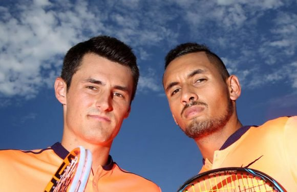 Tomic and Kyrgios to face off in first round of French Open