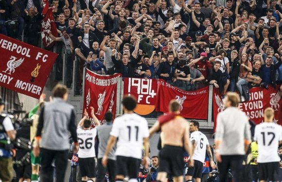 Liverpool fans offered 'free accommodation' in Kiev – but only on one condition