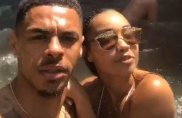 Inside Little Mix star Leigh-Anne Pinnock's romantic holiday with boyfriend