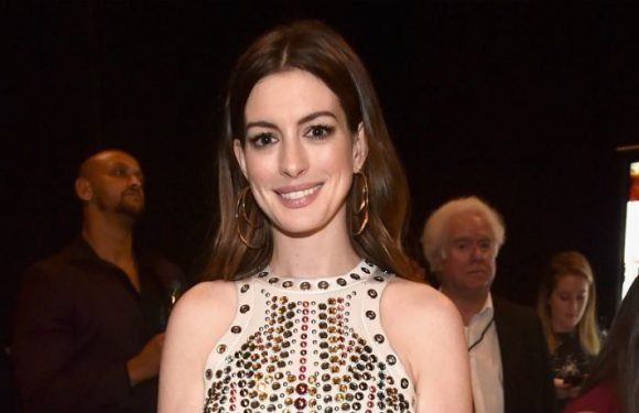 Anne Hathaway Explains Weight Gain Is For Movie Role To Avoid Unnecessary Pregnancy Rumors