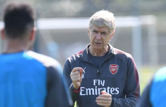 Arsene Wenger's departure leaves bid for defender in limbo