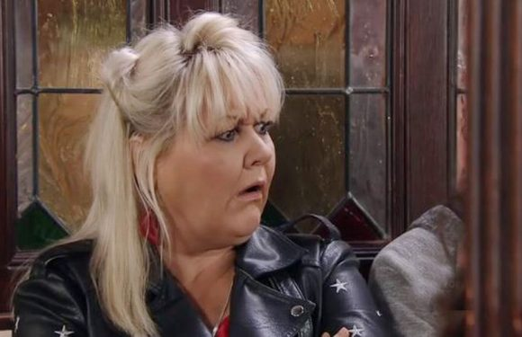 Corrie fans disgusted after hearing what Beth said about Aidan's suicide