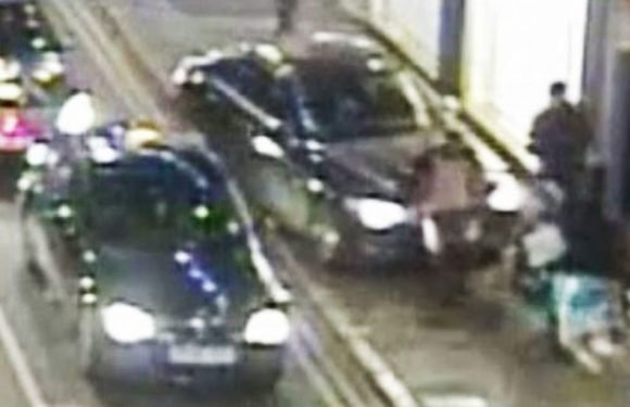 Drink driver smashes into pedestrians on pavement in 'moment of madness'