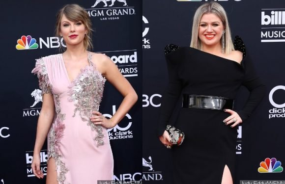 Billboard Music Awards 2018: Taylor Swift, Kelly Clarkson and More Bring Style to the Red Carpet