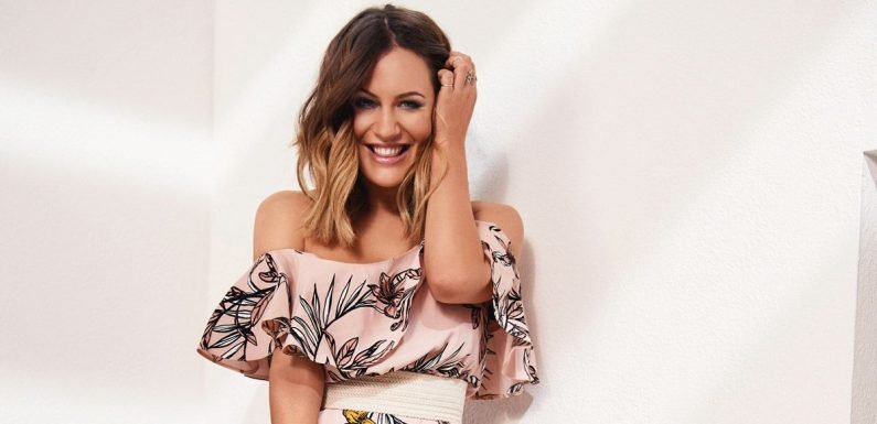 Caroline Flack's first fashion collection for River Island has just dropped