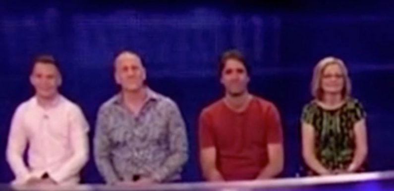The Chase fans spot 'biblical' line-up of contestants