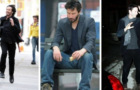 20 Pics Of Keanu Reeves Vs The Paparazzi
