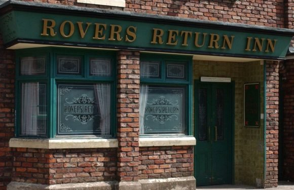 Corrie fans banned from bringing backs on set tour amid terror fears