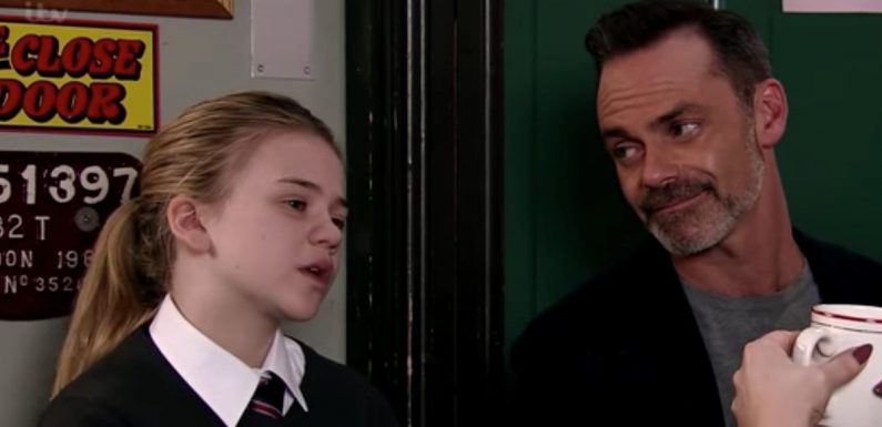 Corrie's Summer Spellman reveals touching way she will honour Aidan Connor