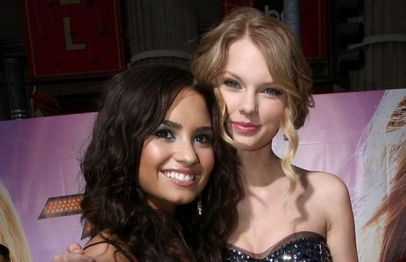 Demi Lovato Accused Of Throwing Shade At Taylor Swift At 2018 Billboard Music Awards