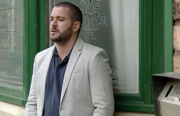 Harrowing scenes of Aidan Connor's exit from Coronation Street revealed