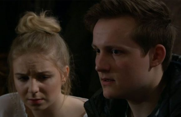 Emmerdale's Lachlan about to confess to murder before Belle's baby bombshell