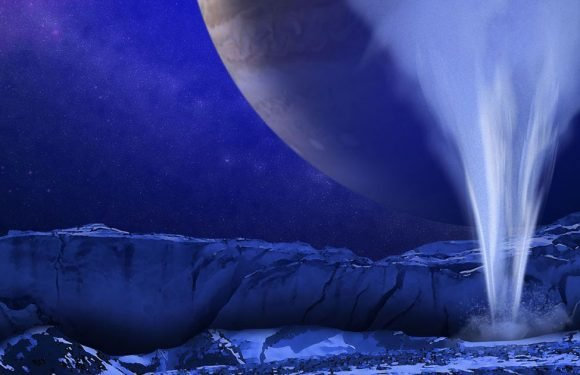 Water plumes on Jupiter's moon Europa indicate best chance of finding alien life