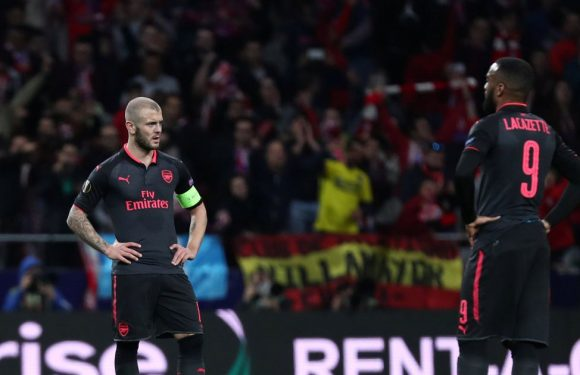 5 talking points as Arsenal crash out of Europa League against Atletico