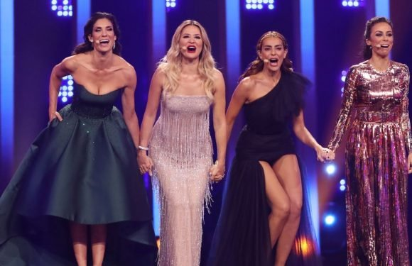 Graham Norton throws serious shade at Portugal's four Eurovision presenters